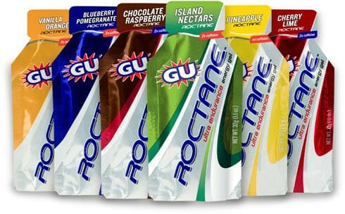 GU Roctane by Energy Gel Addict