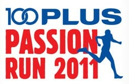 100Plus PAssion Run 2011