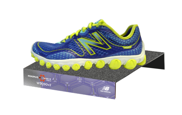 Womens New Balance Vazee Training Shoe