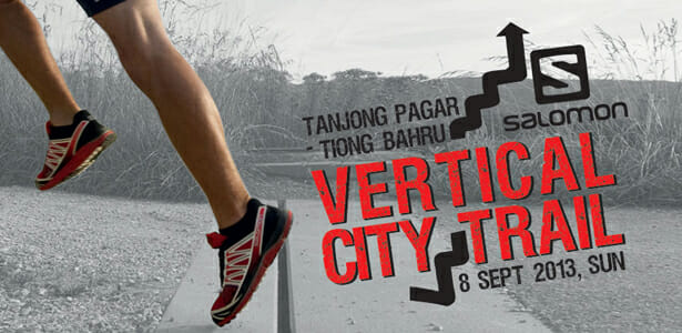 Salomon Vertical City Trail 2013