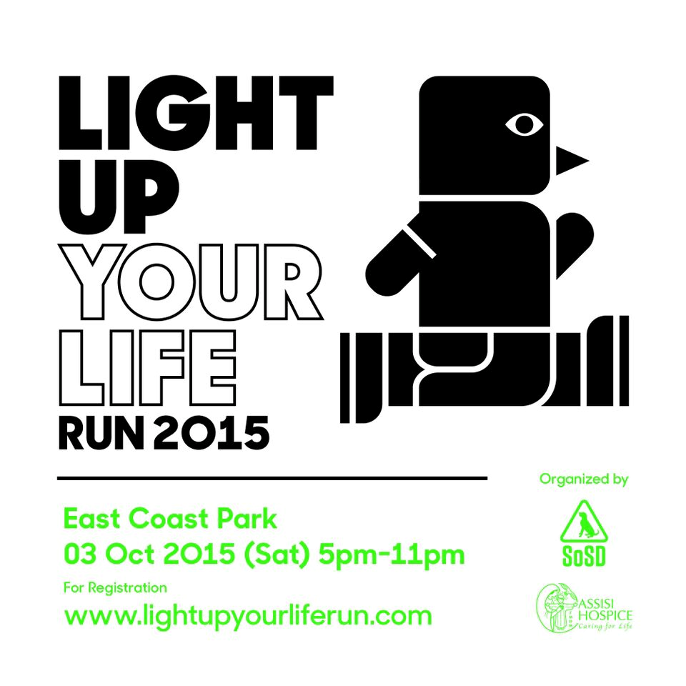 Light Up Your Life Run 2015