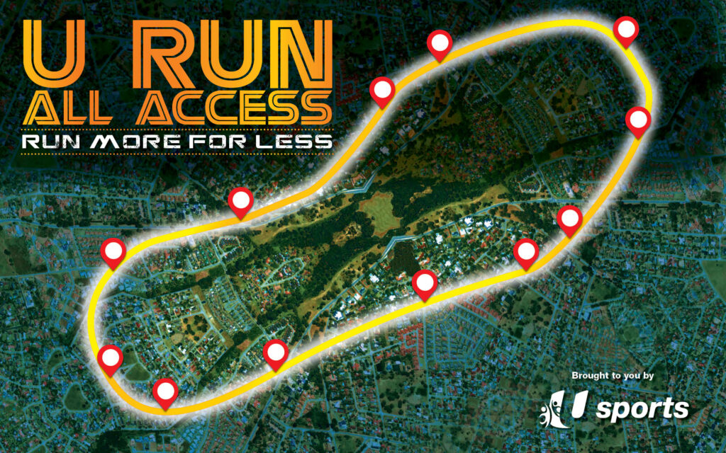 2016 U Run All Access