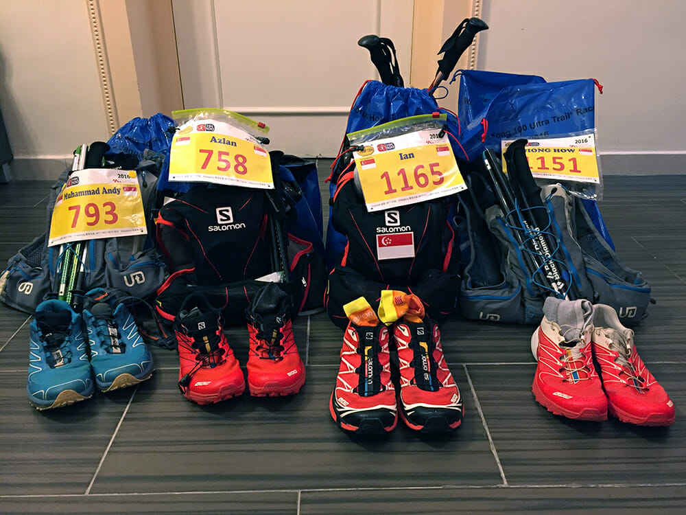 Vibram Hong Kong 100 – Part 1
