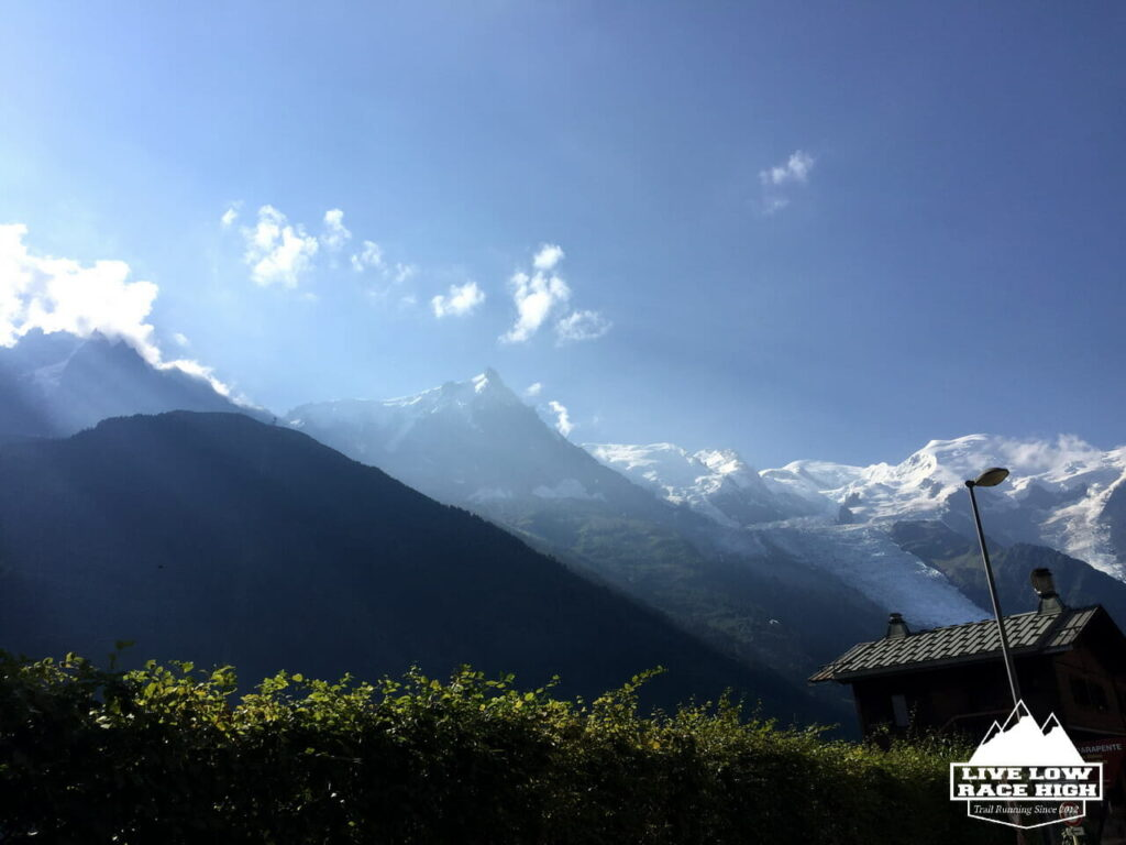 UTMB CCC Travelogue